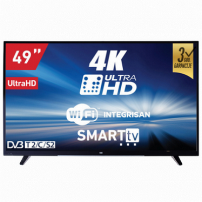 TV LED UHD 49DSW293V